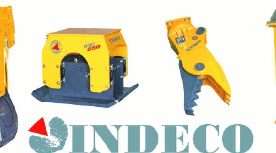 Ми є офіційними представниками INDECO в Україні